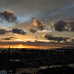 Friday Fotos — Ala Wai Harbor at sunset