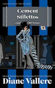 Cement Stilettos by Diane Vallere - June Double Trouble Contest