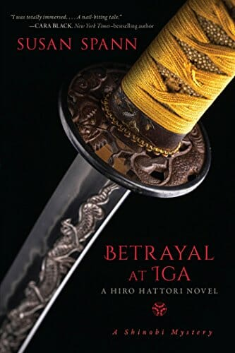 Review of Betrayal at Iga by Susan Spann