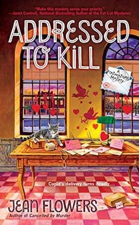 Behind the story of Addressed to Kill with Jean Flowers