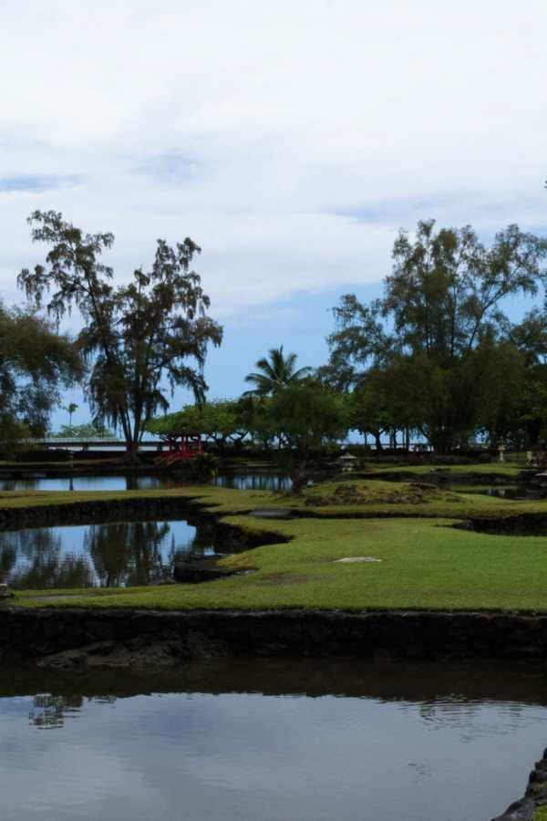 Friday Fotos — Liliuokalani Park in Hilo is paradise