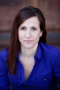 Jessica Lourey - author of March of Crime