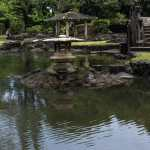 Friday Fotos – Liliuokalani Gardens shine on a gray day