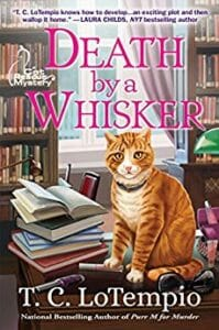 Death by a Whisker by T.C. LoTempio