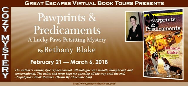 Great Escapes Tour for Pawprints and Predicaments