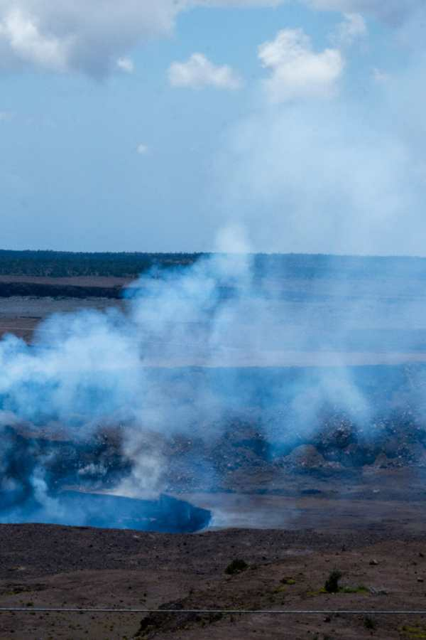Friday Fotos – Kilauea steam vent on the Big Island