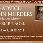 Behind the story of The Advice Column Murders