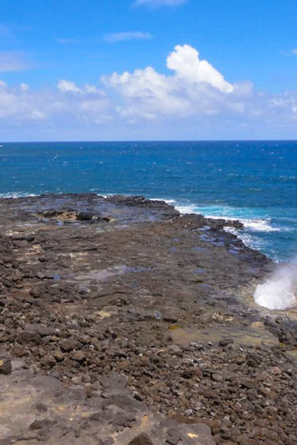 Friday Fotos – Kauai's Spouting Horn is a must-see