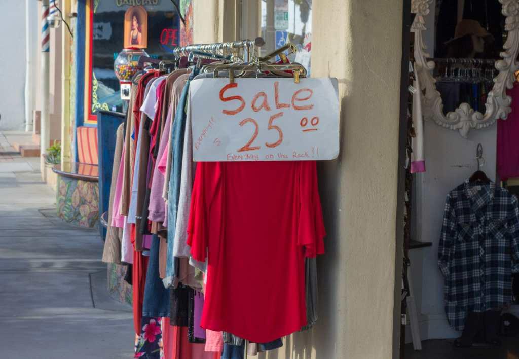 Funky fashion on sale