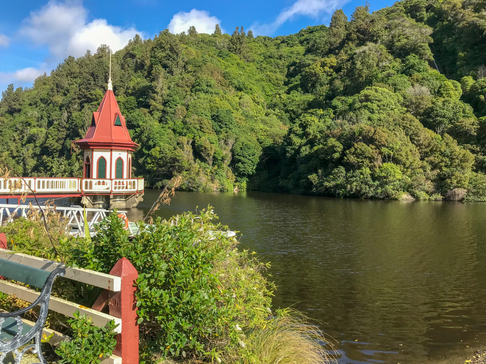 Zealandia took over this structure