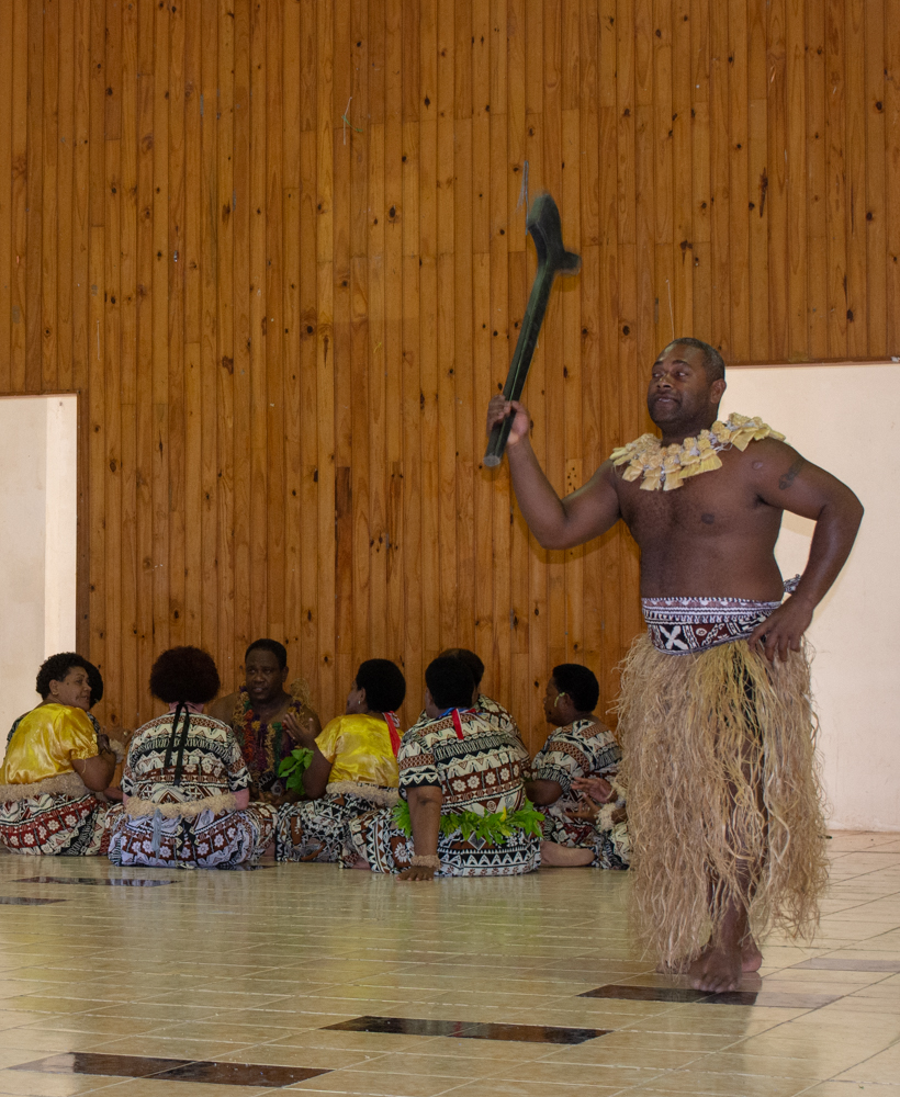Traditional dance performed by men