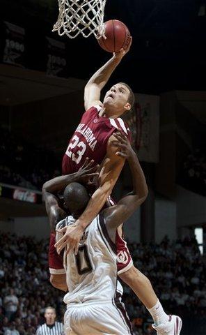 Oklahoma Texas A M Basketball