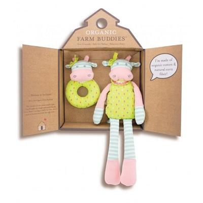 Belle Cow Gift Set - Farm Buddies