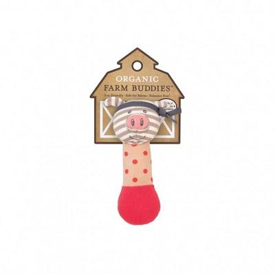 Pork Chop Squeaky Toy - Farm Buddies