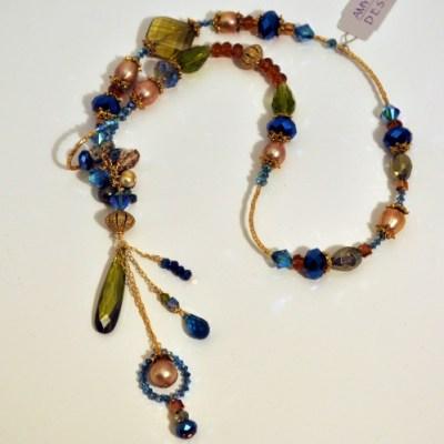Loop Necklace - Goldman