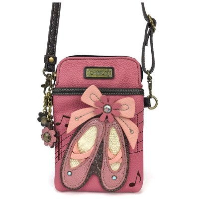Ballerina Cell Phone Crossbody - Chala