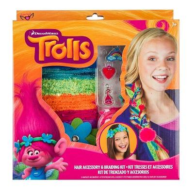 Trolls Mini Hair Accessory Kit