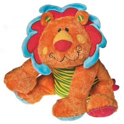 Cheery Cheeks Lion