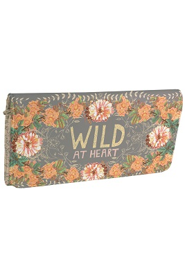 Peachy Wild Wallet