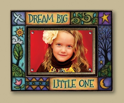 Dream Big Little One Picture Frame