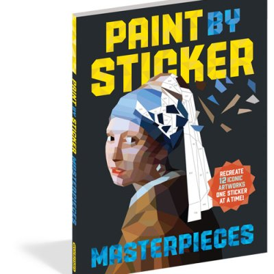 Paint by Sticker -Masterpieces