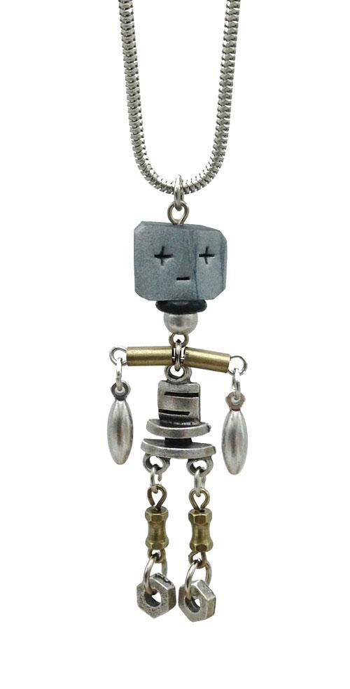Teenie Tinytron Necklace - 2