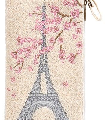 Club Bag - Paris Floral