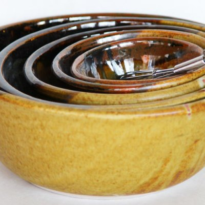 5 pc Mixing Bowl Set TS