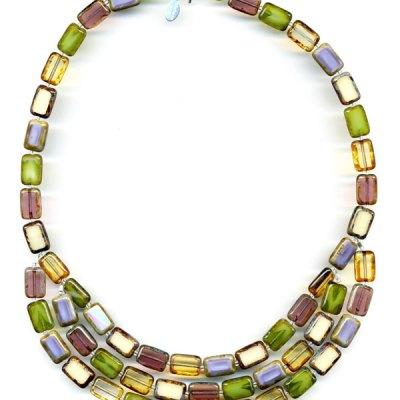 Trilogy Necklace - Vineyard