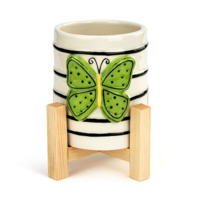 Butterfly Mini Planter