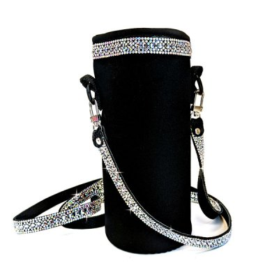 Bubbles and Bling Bottle Case - Southern Lights AB