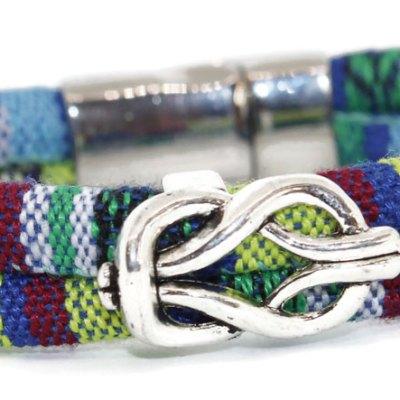 Knot Double Tribal Cord Bracelet