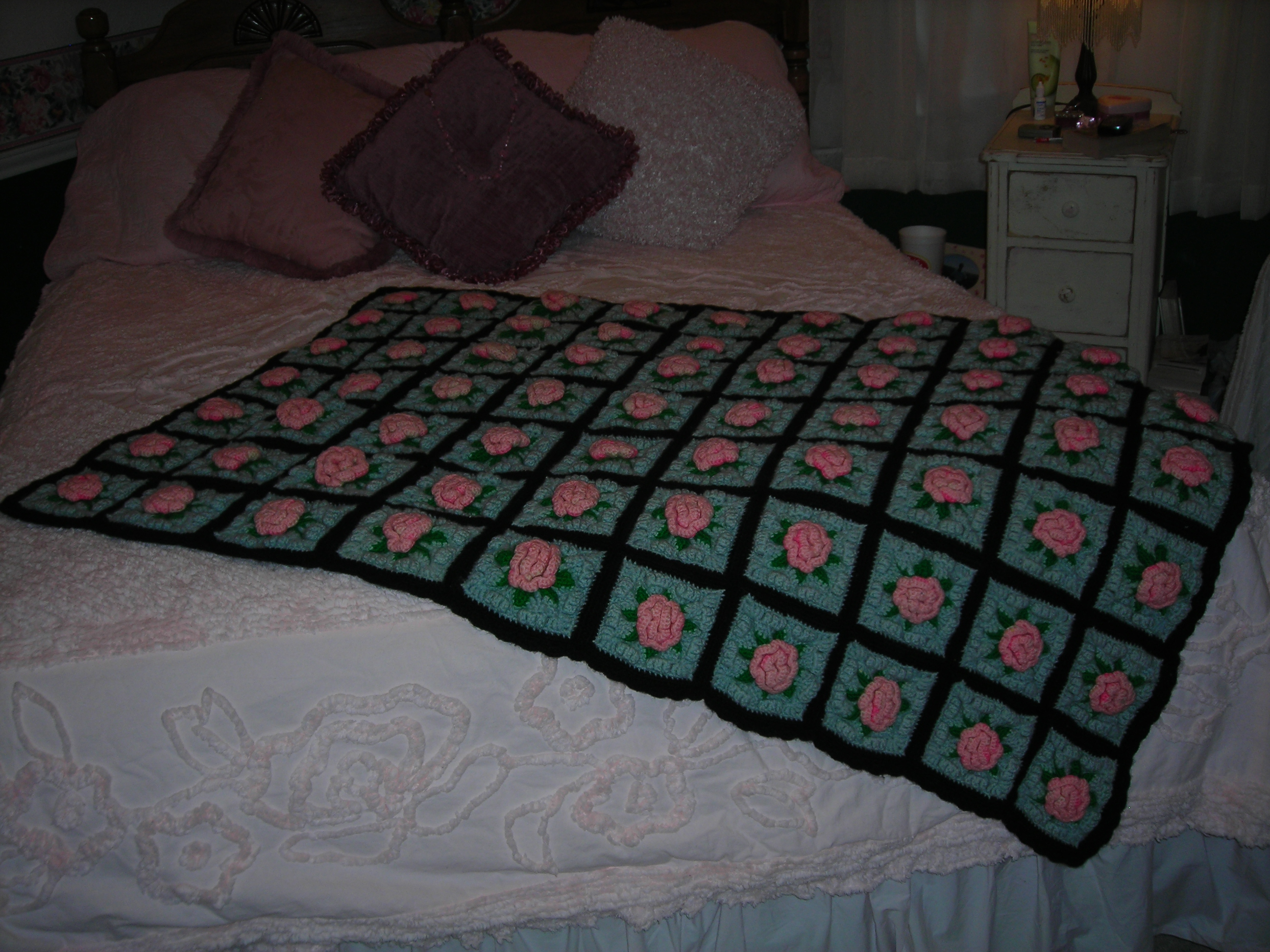 it\'s perfect for my bed!