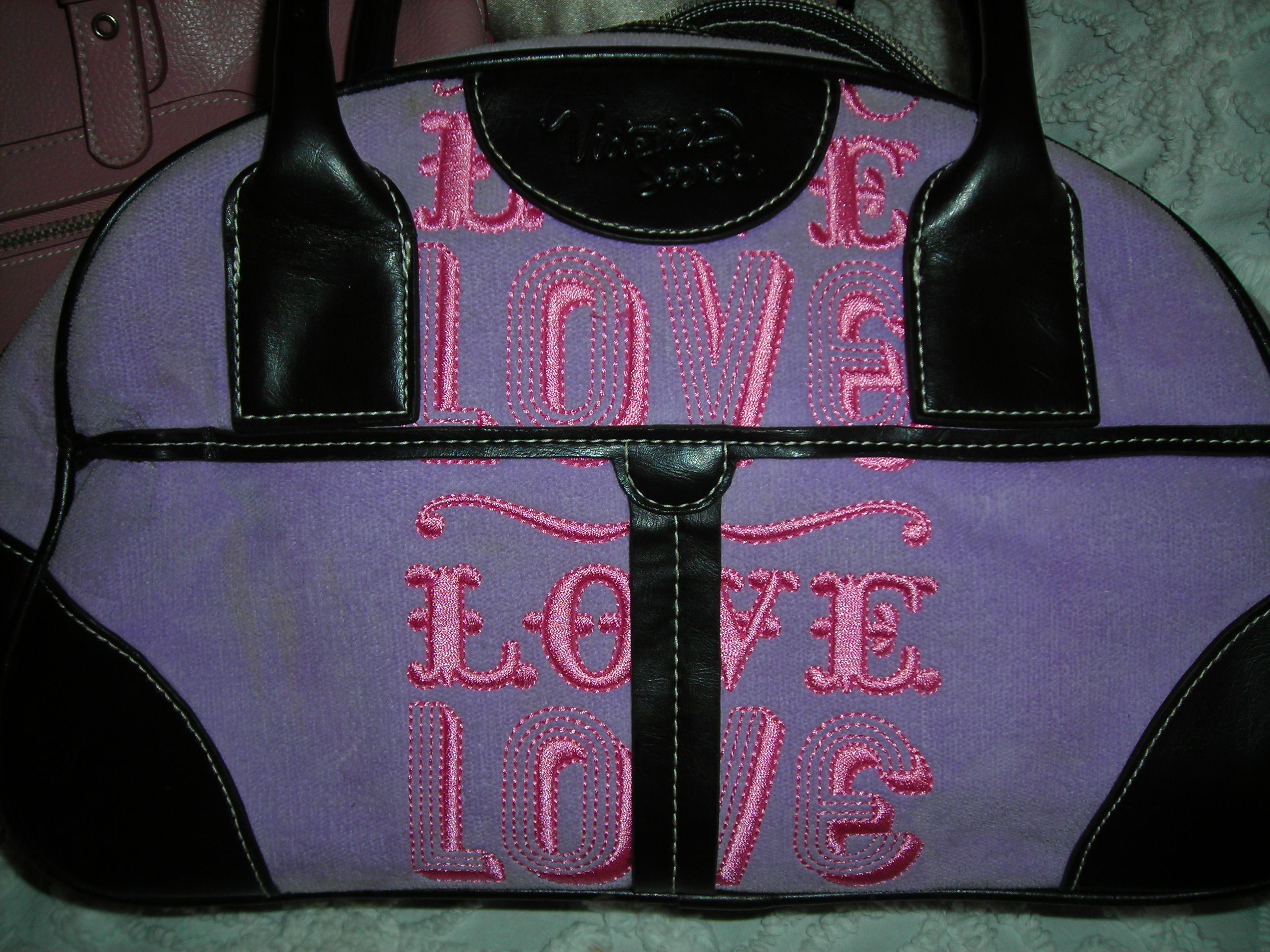 50 cent victoria's secret purse ... love, love, love, just in time for valentine's!