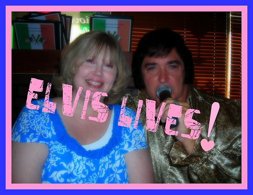 terry lee and elvis