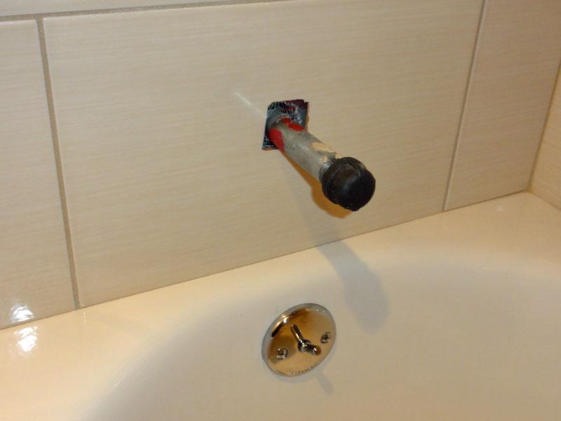 Installing A New Bathtub Grohe Tubshower Valve