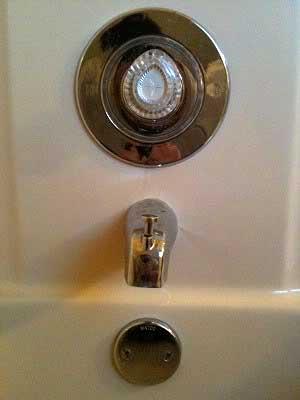 to fix a dripping moen shower faucet
