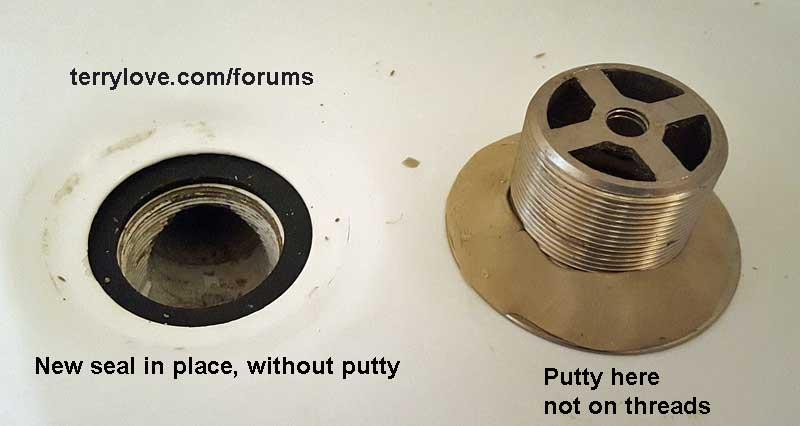Fixing Bathtub Drain Leak Terry Love Plumbing Amp Remodel