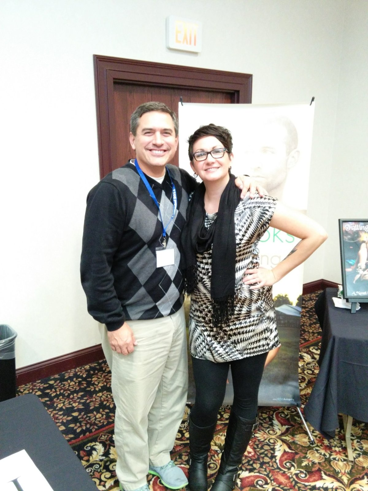 Author Terry Maggert at Indie Unmasked