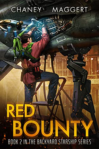 Red Bounty, book 2