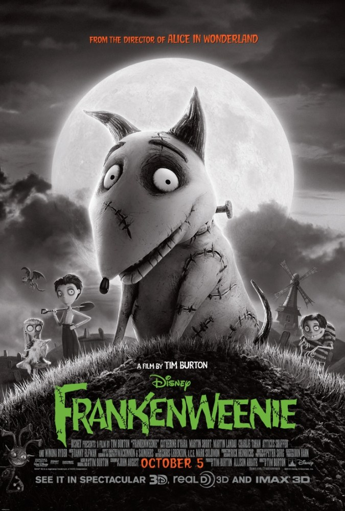Film Review: Frankenweenie