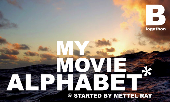 My Movie Alphabet (1/6)
