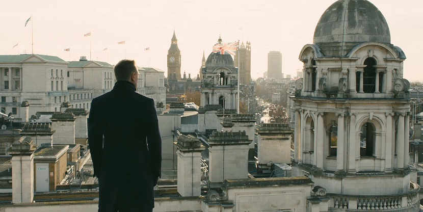 Film Review: Skyfall (1/3)