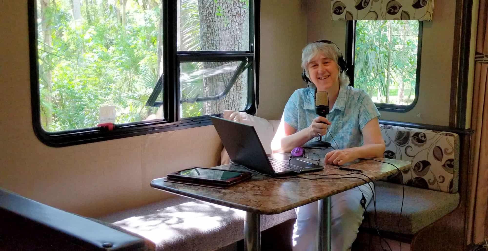 Terry Modica podcast host