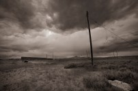 Heart Mountain Relocation Center (WWII Japanese concentration camp), located near Powell, Wyoming. © Terry Ownby