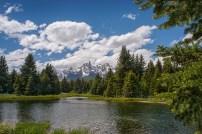 Lower Schawbacher Landing in Grand Teton National Park
