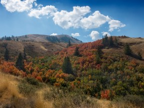 Kinport Peak, Idaho