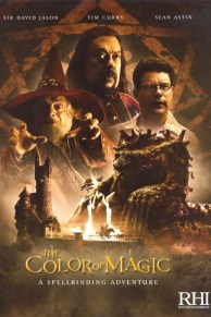 The Color of Magic - Sky One film poster