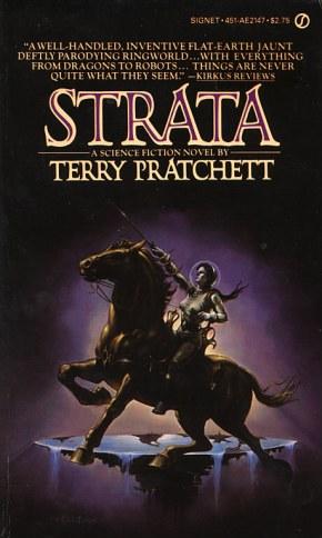 Strata; New York City, Signet Fiction, 1983