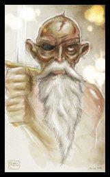 http://puggdogg.deviantart.com/art/Discworld-Cohen-The-Barbarian-74859607